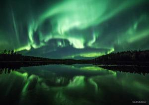 Emelie Nilsson - från norrskenskalendern 2019