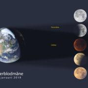 Superblodmåne 2019