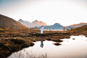 Maria Karlsson - äventyrliga bröllopsfoton